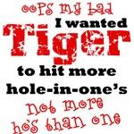 Oops My Bad Tiger Woods Humor