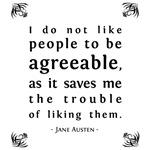 Agreeable People