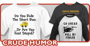 Crude Humor