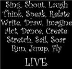 LIVE !