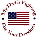 My Family's Fighting For Your Freedom