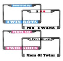 Twins License Plate Frames