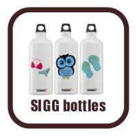 SIGG WATER BOTTLES