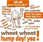 Hump Day! Yea!
