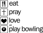 eat and play bowling