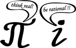 Think real be rational