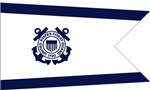 USCG Broad Command Pennant