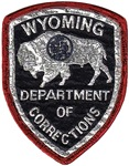 Wyoming DOC patch