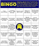 Op. Yellow Elephant Bingo