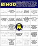 Op. Yellow Elephant Bingo