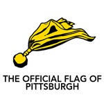 Official Flag of Pittsburgh