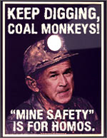 Mine Safety is for Homos