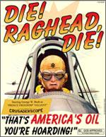 Die, Raghead, DIE!