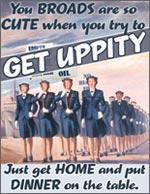 Uppity Broads