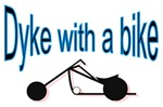 Dyke on a bike