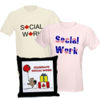 Patriotic Social Work Stuff
