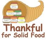 Thanksgiving Babyfood Cornucopia