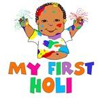 Holi Baby