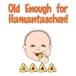 Purim Hamantaschen Baby