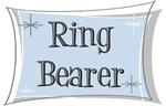 Ring bearer t-shirts & gifts
