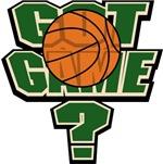 Got Game? Basketball t-shirts & gifts