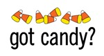 Got Candy? Halloween t-shirts & gifts