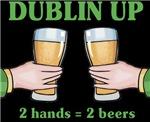 Dublin Up St. Patrick's t-shirts