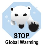 Stop Global Warming shirts & gifts