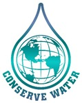 Conserve Water shirts & gifts