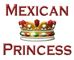 Mexican Princess t-shirts & gifts