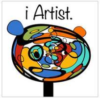 Panda Artist Colorful