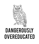 Overeducated owl