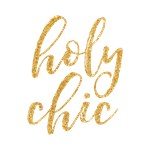 Holy Chic gold