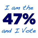 I am the 47% and I Vote