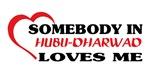 Somebody in Hubli-Dharwad loves me