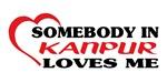 Somebody in Kanpur loves me