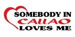 Somebody in Callao loves me