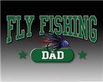 Fly fishing Dad
