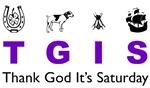 Thank God It's Saturday TGIS