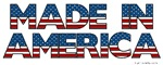 Made in America t-shirts & gifts