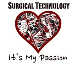 Surgical Technology: It's My Passion