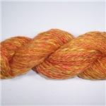 Orange yarn (clock)