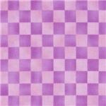 Lavender Checkerboard