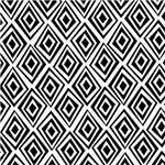 Black and White Block