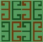 Xmas Color Tile