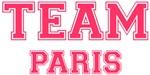 Team Paris T-shirts