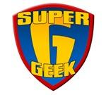 Geek T-shirts. Super Geek.