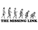 Anti Bush. Evolution. The missing link.