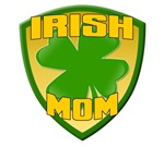 Irish Mom T-shirts. Get the Irish T-shirts for you