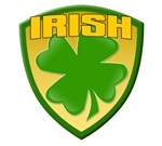 Irish T-shirts. Get the Irish T-shirts featuring a